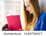 leisure  literature and people...   Shutterstock . vector #1104756017