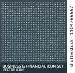 business and finance vector... | Shutterstock .eps vector #1104766667