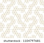 pattern with thin lines ... | Shutterstock .eps vector #1104797681