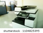 Small photo of Copier in the office for business workplace.