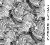 abstract black watercolor... | Shutterstock . vector #110495279