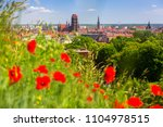 beautiful architecture of the... | Shutterstock . vector #1104978515
