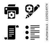 basic icon set. copy  tool ...