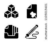 basic icon set. secure  ui ...