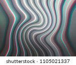 swirl grey lines chromatic... | Shutterstock . vector #1105021337