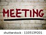 business idea concept  | Shutterstock . vector #1105139201