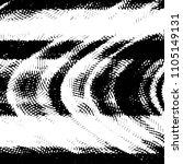 black and white grunge stripe... | Shutterstock . vector #1105149131