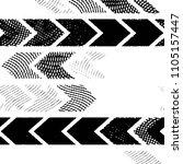 black and white grunge stripe... | Shutterstock . vector #1105157447