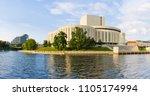 Opera building in Bydgoszcz - Poland