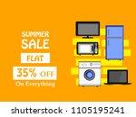 illustration of background for... | Shutterstock .eps vector #1105195241