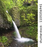Small photo of Missy waterfall in the Pacific Northwest