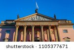 german state opera in berlin   Shutterstock . vector #1105377671