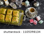 Traditional Turkish Pastry...