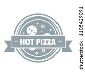 Pizza Menu Logo. Simple...