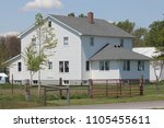 Small photo of Amish home in the country