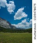 mountains near town kemer ...   Shutterstock . vector #1105478075