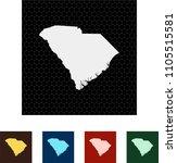 map of south carolina   Shutterstock .eps vector #1105515581