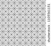 stylish black and white...   Shutterstock .eps vector #1105561151