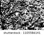 grungy stone obsolete vector... | Shutterstock .eps vector #1105586141