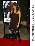 halle berry at the los angeles... | Shutterstock . vector #110573459