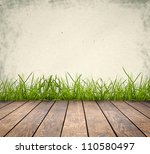 wood textured backgrounds in a... | Shutterstock . vector #110580497