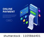 Isometric Online Payment Onlin...