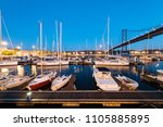 lisbon  portugal   may 04  2018 ... | Shutterstock . vector #1105885895