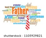 graphic composition of... | Shutterstock .eps vector #1105929821