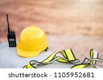 construction concept with...   Shutterstock . vector #1105952681