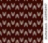 seamless surface pattern with... | Shutterstock .eps vector #1105956947