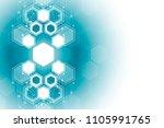 computer technology  business...   Shutterstock .eps vector #1105991765