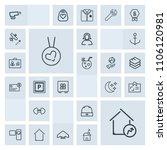 modern  simple  grey vector... | Shutterstock .eps vector #1106120981