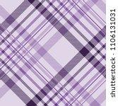 tartan pattern fabric seamless. ... | Shutterstock .eps vector #1106131031