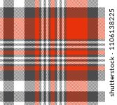 seamless plaid check pattern in ...   Shutterstock .eps vector #1106138225