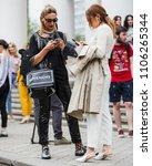 tbilisi  georgia   may 3 ...   Shutterstock . vector #1106265344