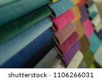 catalog of multicolored cloth... | Shutterstock . vector #1106266031