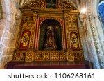 santo domingo  dominican... | Shutterstock . vector #1106268161