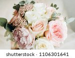 Wedding Bouquet Of Peony And...