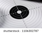 shooting target for close up... | Shutterstock . vector #1106302787
