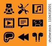 personal  tenderloin  set ... | Shutterstock .eps vector #1106318201
