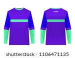 templates jersey for mountain... | Shutterstock .eps vector #1106471135