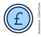 pound finance earning  | Shutterstock .eps vector #1106475164
