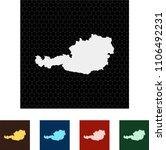 map of austria   Shutterstock .eps vector #1106492231