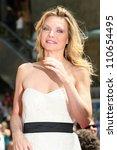 michelle pfeiffer at the... | Shutterstock . vector #110654495