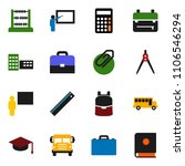 solid vector ixon set  ... | Shutterstock .eps vector #1106546294