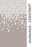 tile repeating vector border....   Shutterstock .eps vector #1106578697