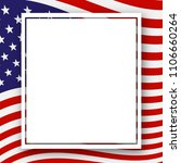 template with a pattern of... | Shutterstock .eps vector #1106660264