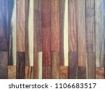 loft style brown wood planks... | Shutterstock . vector #1106683517