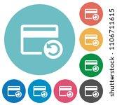 undo credit card last operation ...   Shutterstock .eps vector #1106711615