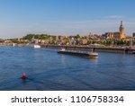 nijmegen  netherlands   19th... | Shutterstock . vector #1106758334